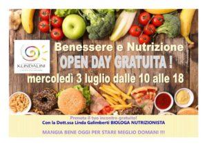Mangia bene oggi per stare meglio domani!