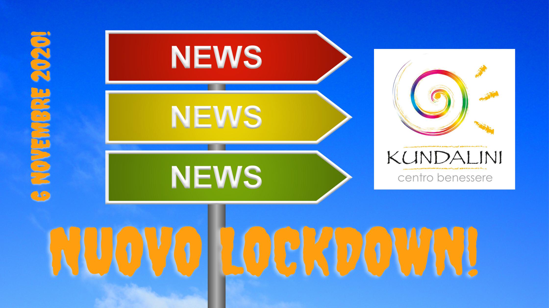 Nuovo Lockdown!