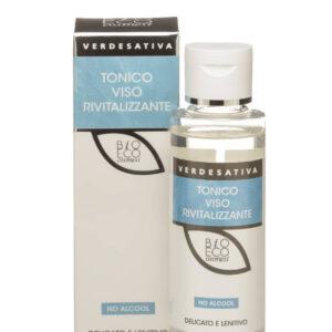 Tonico viso rivitalizzante – 100% naturale